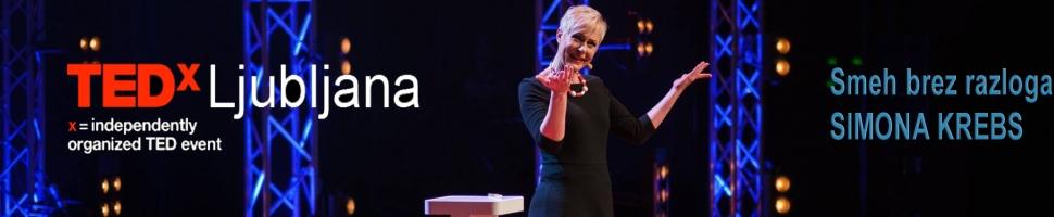 Govor Simone na TedX-u